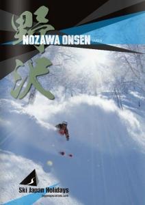 Ski Japan Holidays Nozawa